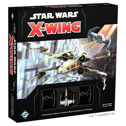 Star Wars: X-Wing 2nd Ed: Core Set