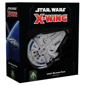 Star Wars: X-Wing 2nd Ed: Lando's Millennium Falcon