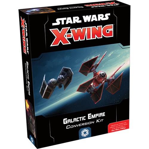 Star Wars: X-Wing 2nd Ed: Galactic Empire Conversion Kit
