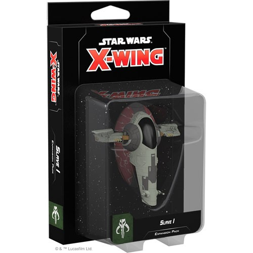 Star Wars: X-Wing 2nd Ed: Slave I Expansion Pack