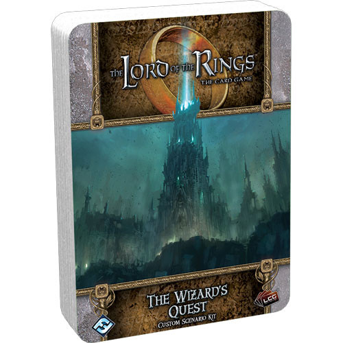 The Lord of the Rings LCG: Wizards Quest Custom Scenario Kit