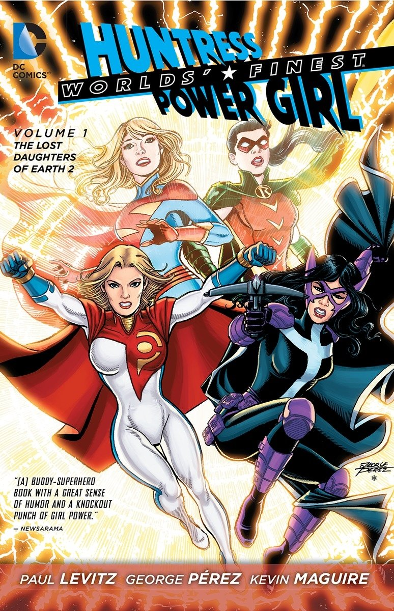World's Finest: Volume 1: Lost Daughters of Earth 2 TP - Used