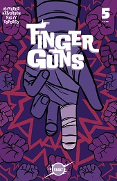 Finger Guns no. 5 (2020 Series)