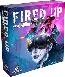 Fired Up Board Game