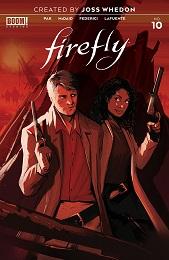 Firefly no. 10 (2018 Series)