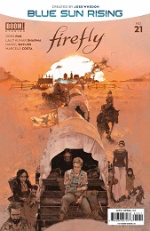 Firefly no. 21 (2018 Series)
