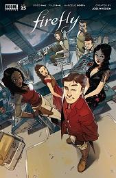 Firefly no. 25 (2018 Series)