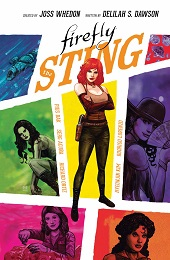 Firefly Sting Original Graphic Novel TP