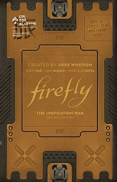 Firefly: Unification War Deluxe Edition HC