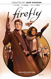 Firefly: Unification War Volume 1 TP