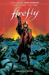Firefly Volume 2: Unification War HC