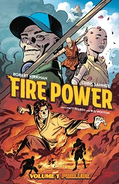 Fire Power Volume 1 Prelude TP