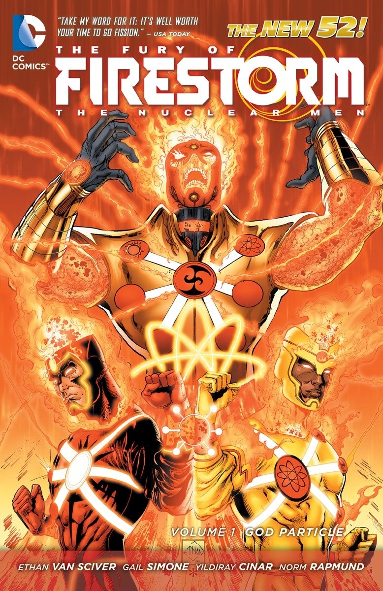 Fury of Firestorm: Volume 1: God Particle TP - Used