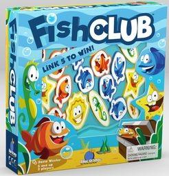 Fish Club Board Game