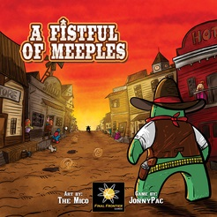 A Fistful of Meeples Party Game