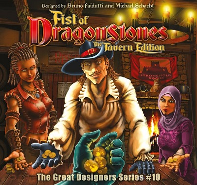 Fist of Dragonstones Card Game (Tavern Edition)