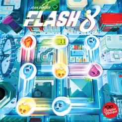 Flash 8 Board Game