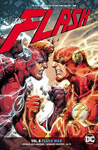 The Flash: Volume 8: Flash War TP