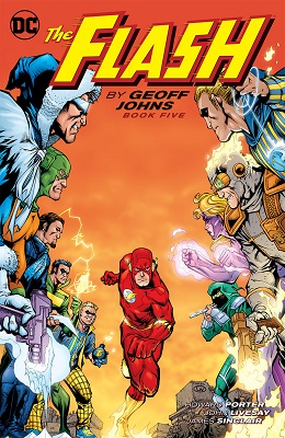The Flash by Geoff Johns: Volume 5 TP