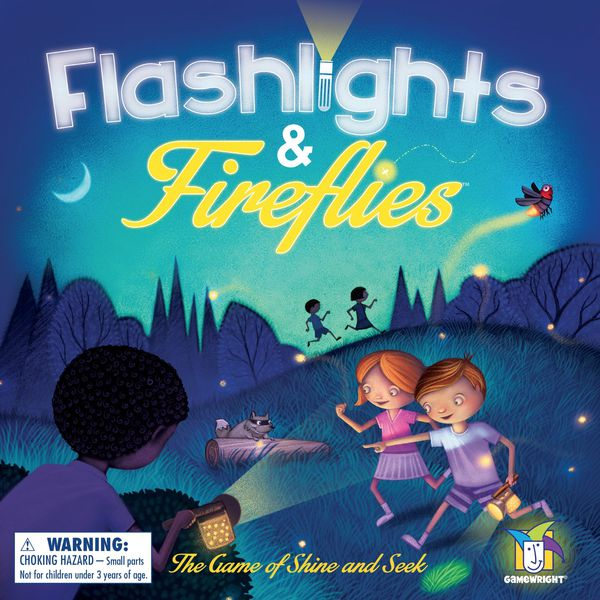 Flashlights and Fireflies Game