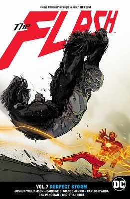 The Flash: Volume 7: Perfect Storm TP