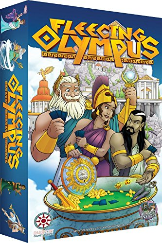 Fleecing Olympus Board Game