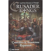 Crusader Kings: Councilors and Inventions