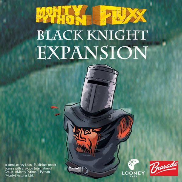 Fluxx: Monty Python: Black Knight Expansion