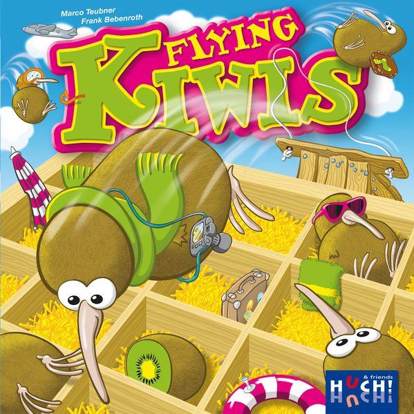 Flying Kiwis Board Game