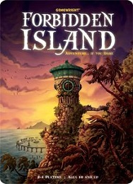 Forbidden Island Board Game - Rental