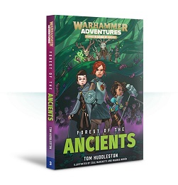 Realm Quest: Forest of the Ancients Novel