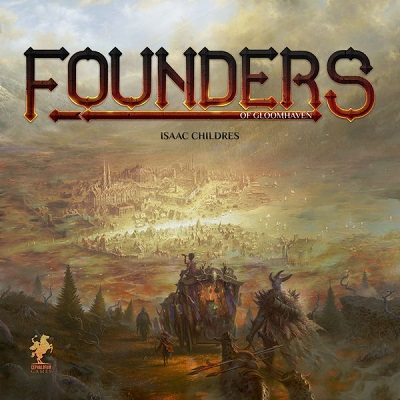 Founders of Gloomhaven Board Game