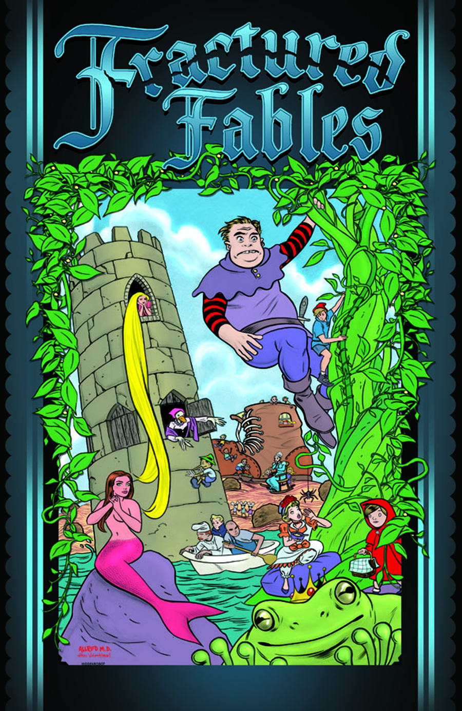 Fractured Fables TP