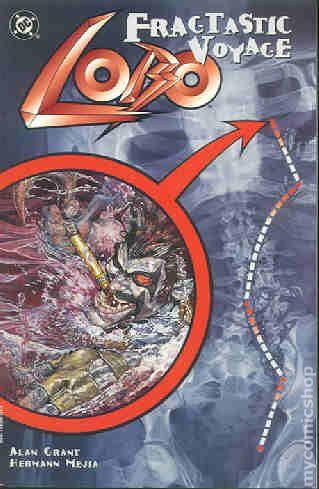 Lobo: Fragtastic Voyage (1997) (One Shot) - Used