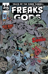 Freaks and Gods no. 3 (2020 Series)