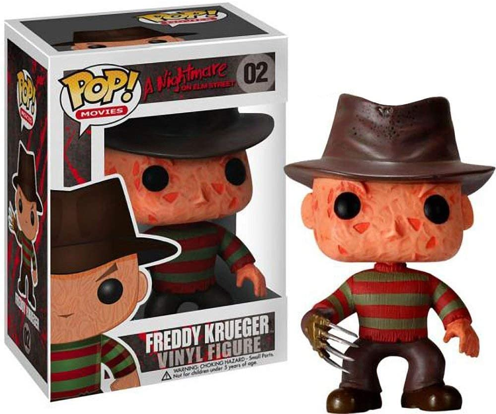 Funko POP: Movies: Freddy Krueger Vinyl