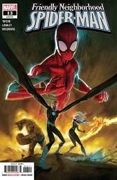 Friendly Neighborhood Spider-Man no. 13 (2018 Series)