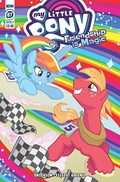 My Little Pony: Friendship is Magic no. 87 (2013 Series)
