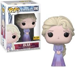 Funko POP: Disney: Frozen 2: Elsa