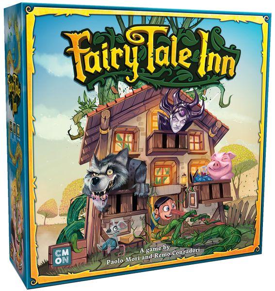 Fairy Tale Inn Board Game