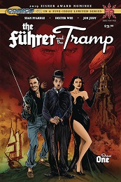 The Fuhrer and the Tramp no. 1 (2020 Series)