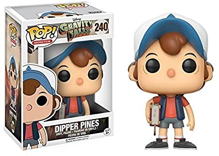 Funko POP: Animation: Gravity Falls: Dipper Pines