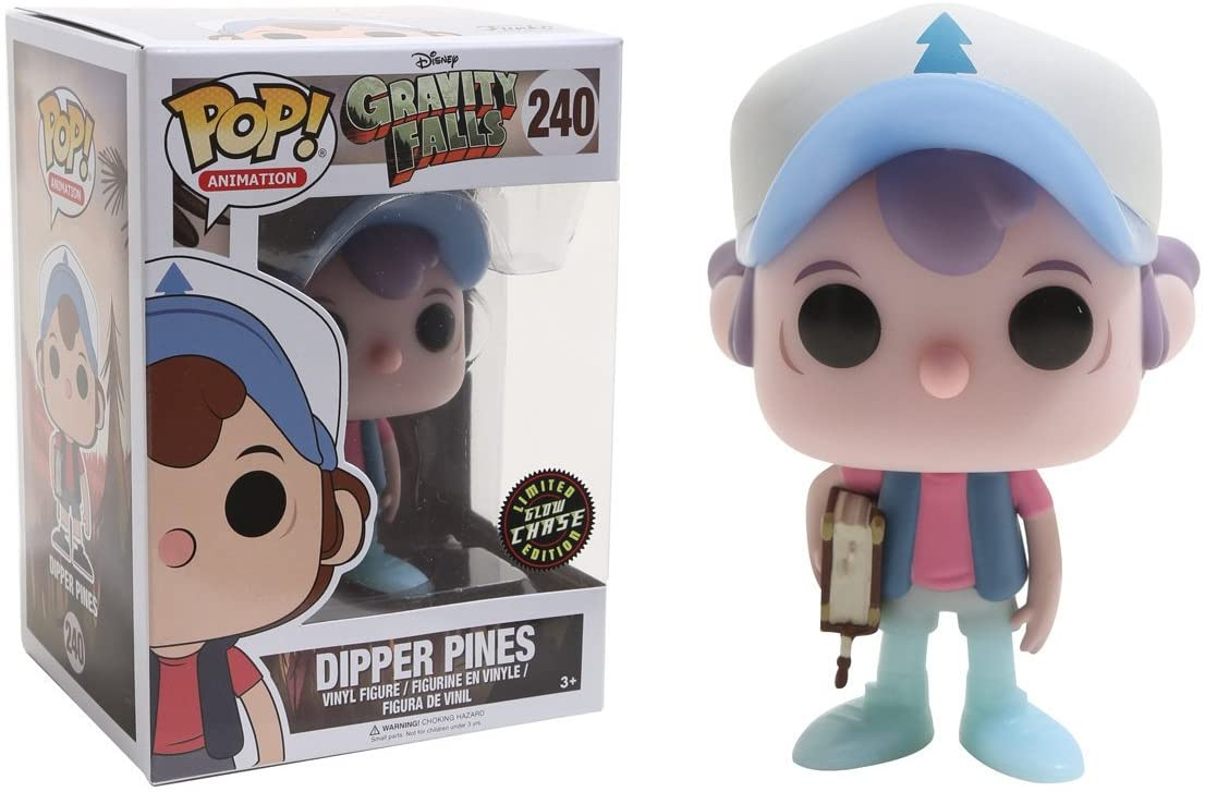 Funko POP: Animation: Gravity Falls: Dipper Pines (Chase)