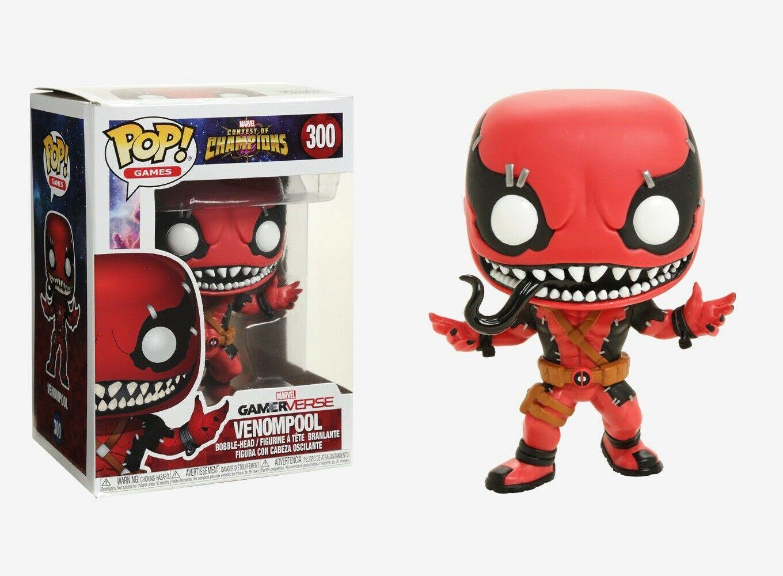 Funko POP: Games: Contest of Champions: Venompool