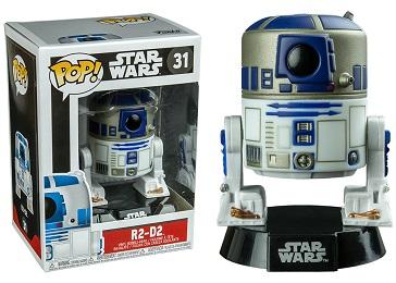 Funko POP: Star Wars: R2-D2