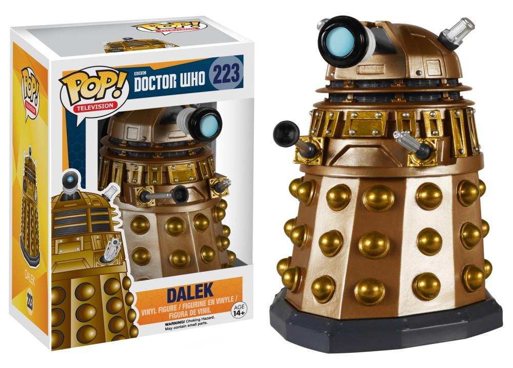 Funko POP: TV: Doctor Who: Dalek - Used