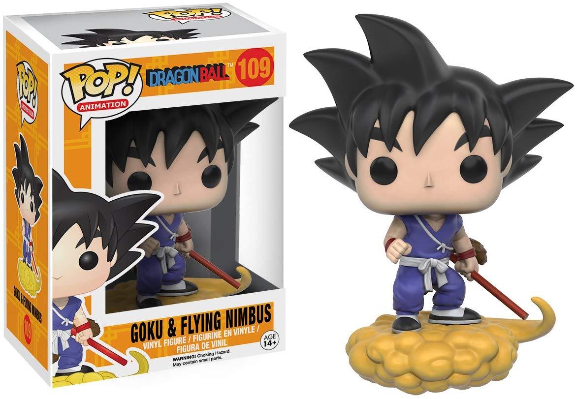 Funko POP: Animation: Dragon Ball: Goku and Flying Nimbus