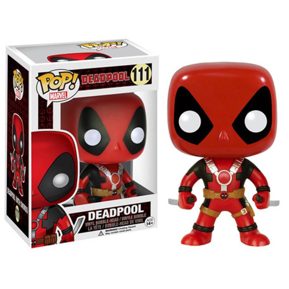 Funko POP: Deadpool: Deadpool with Swords