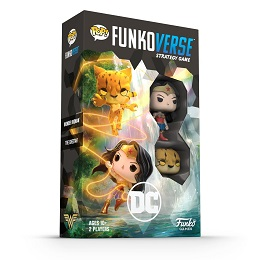 Funkoverse Strategy Game: DC 102 Expandalone