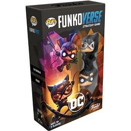 Funkoverse Strategy Game: DC Comics: Expandalone